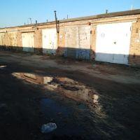 Капитальный гараж,  ул. 21-я Амурская, 34 к2-фото2