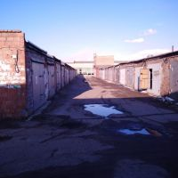 Капитальный гараж,  ул. 21-я Амурская, 34 к2-фото1