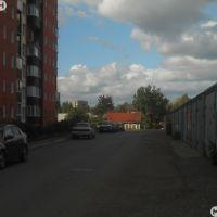 Железобетонный гараж,  ул. Барнаульская, 97-фото3