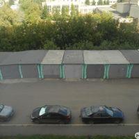Железобетонный гараж,  ул. Барнаульская, 97-фото2