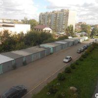 Железобетонный гараж,  ул. Барнаульская, 97-фото4