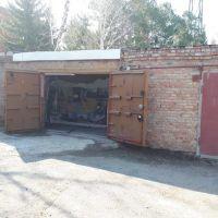 Капитальный гараж,  городок. 16 Военный-фото5