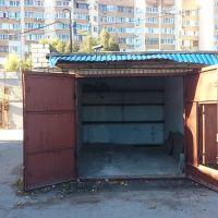 Капитальный гараж,  ул. Арцыбушевская, 3а-фото1