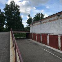 Капитальный гараж,  ул. 1-я Поселковая-фото2