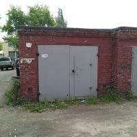 Капитальный гараж,  ул. Красный Путь, 141-фото1