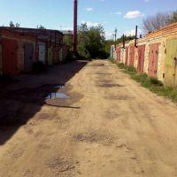 Капитальный гараж, п. Горячий Ключ, ул. Молодежная, 12б-фото2