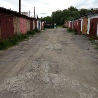 Капитальный гараж,  ул. 21-я Амурская, 30-фото4