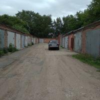 Капитальный гараж,  городок. 16 Военный-фото3