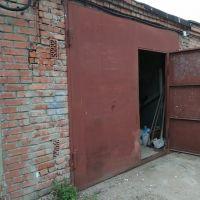 Капитальный гараж,  городок. 16 Военный-фото1