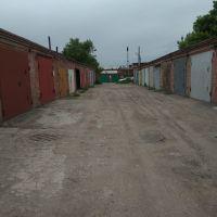 Капитальный гараж,  городок. 16 Военный-фото2