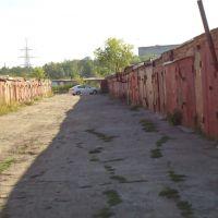 Капитальный гараж,  ул. 75 Гвардейской бригады-фото9