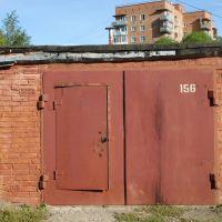 Капитальный гараж,  ул. 75 Гвардейской бригады-фото1