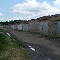Капитальный гараж,  тер. ГСК Север-45 (САО)-фото2