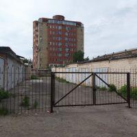 Капитальный гараж,  ул. Малая Ивановская-фото3