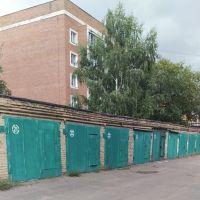 Капитальный гараж,  ул. 20 лет РККА-фото1
