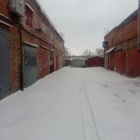 Капитальный гараж,  тер. ГСК Центральный-52 (ЦАО)-фото1