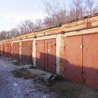 Капитальный гараж,  ул. 8-я Комсомольская-фото1