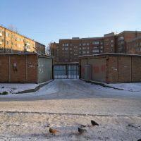 Капитальный гараж,  ул. 2-я Поселковая, 53Б-фото2