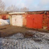 Капитальный гараж,  ул. 3-я Молодежная, 77к1-фото1