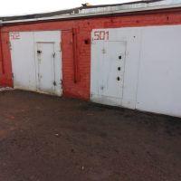 Капитальный гараж,  ул. Комбинатская, 12а-фото1