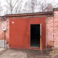 Капитальный гараж,  ул. СибНИИСХоз, 3Б/1-фото1