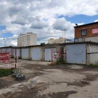 Капитальный гараж,  ул. Иркутская, 93А-фото1