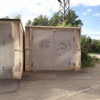 Железобетонный гараж,  ул. Богдана Хмельницкого-фото1
