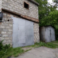 Железобетонный гараж,  ул. Завертяева