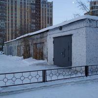 Капитальный гараж,  ул. Красный Путь, 139-фото1