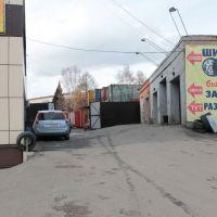Капитальный гараж,  ул. Октябрьская-фото4