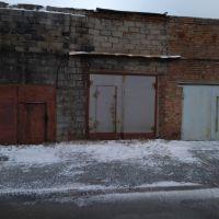 Капитальный гараж,  ул. 3-я Заводская-фото1