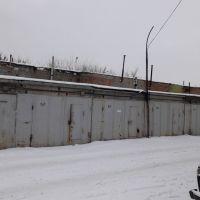 Капитальный гараж,  ул. Бархатовой-фото1