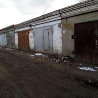 Капитальный гараж,  ул. 3-я Автомобильная, 1а-фото1