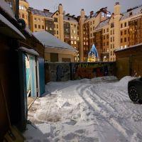 Капитальный гараж,  ул. Красина, 4а/1-фото2