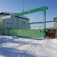 Капитальный гараж, г. Калачинск, ул. Крупской, 132-фото1