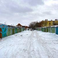 Капитальный гараж,  тер. ГСК Мотор-52 (ЛАО)-фото8