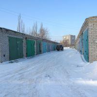 Капитальный гараж,  ул. 1-я Советская-фото1