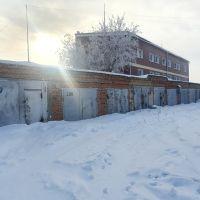 Капитальный гараж,  ул. Коммунальная-фото1