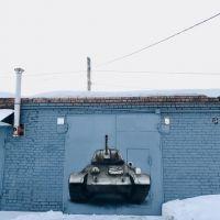 Капитальный гараж,  тер. ГСК Мотор-53 (ЛАО)-фото1