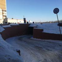 Капитальный гараж,  ул. Конева, 12 к1-фото2