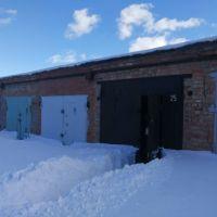 Капитальный гараж,  ул. Пархоменко, 7 к1-фото1