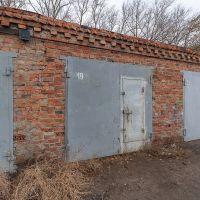 Капитальный гараж,  ул. 3-я Станционная, 71-фото1