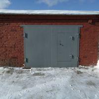 Капитальный гараж,  ул. Крыловская, 48-фото3