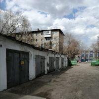 Капитальный гараж,  ул. Нефтезаводская-фото5