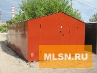 Металлический гараж,  пр-кт. Кирова, 3 Б-фото2