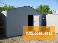 Металлический гараж,  пр-кт. Кирова, 3 Б-фото1