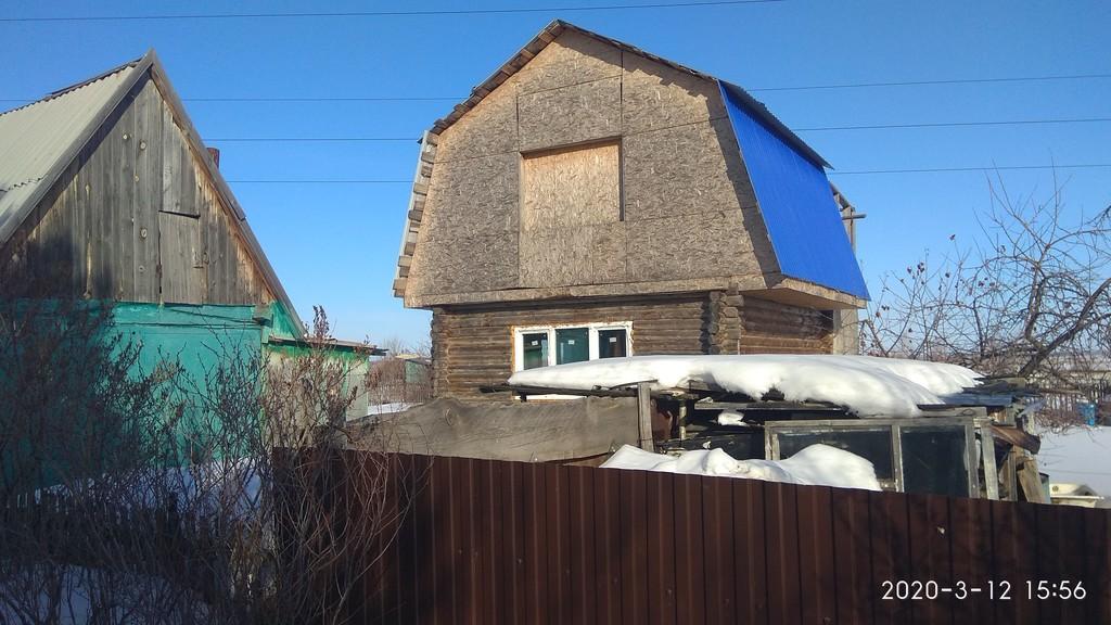 Объявление №9169315 - продажа дачи в Омске, 30 м². - MLSN.RU Омск