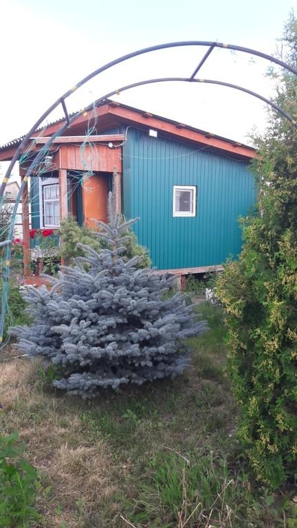 Объявление №9203543 - продажа дачи в Омске, 16 м². - MLSN.RU Омск