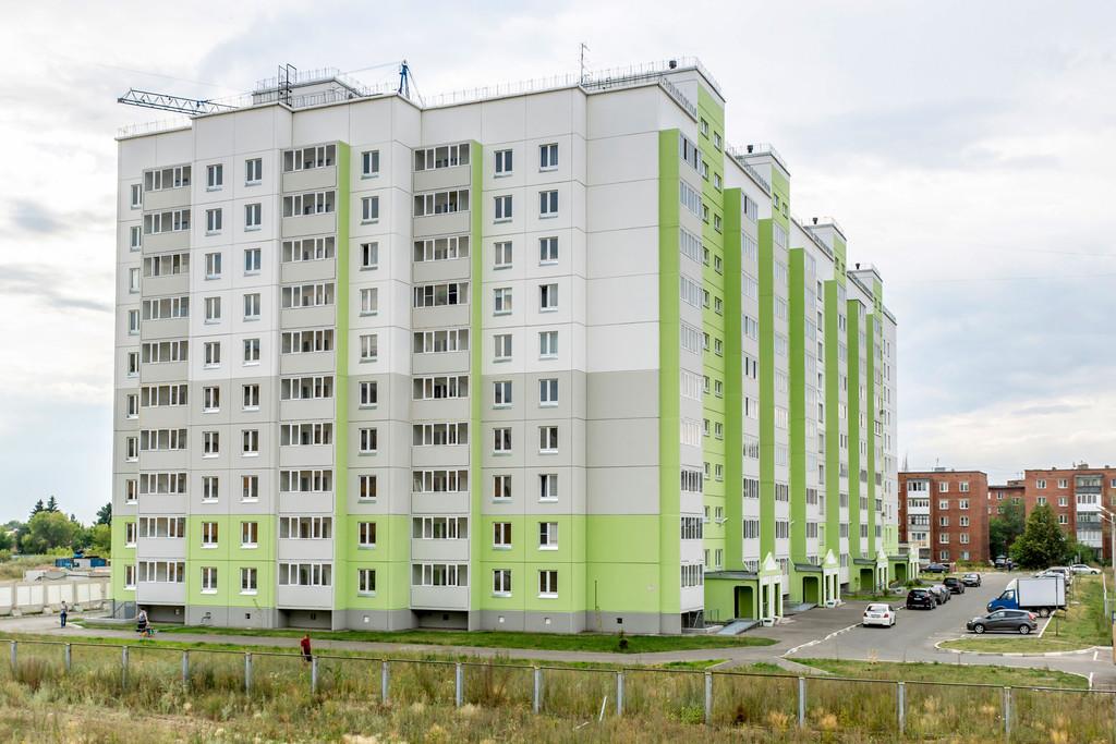 Жилой комплекс-Тарская крепость