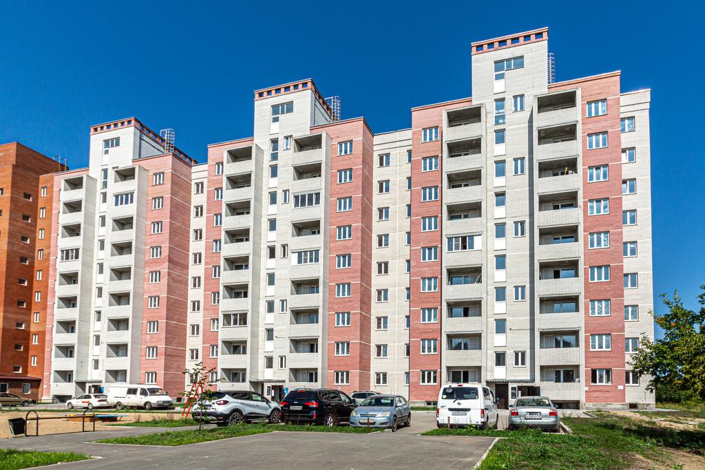 Жилой комплекс-Дом на пр. Менделеева, 44 к4